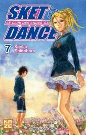 Sket Dance - Le club des anges gardiens -7- Tome 7