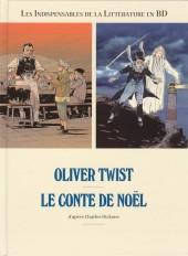 Les indispensables de la Littérature en BD -FL02- Oliver Twist / Le conte de Noël