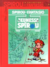 Spirou et Fantasio - La collection (Cobra) -40- La jeunesse de spirou