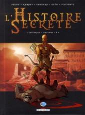 L'histoire secrète -INT01- L'Intégrale - Volumes 1 à 4