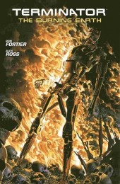 Couverture de Terminator: The burning earth (1990) -INTa- Terminator: The Burning Earth