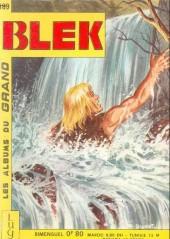 Blek (Les albums du Grand) -189- Numéro 189
