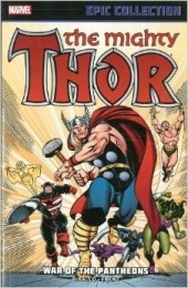 Thor Epic Collection (2013) -INT16- War of the Pantheons