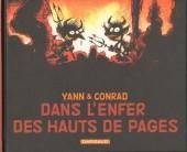 Huit mois dans l'enfer des hauts de pages -2- Dans l'enfer des hauts de pages