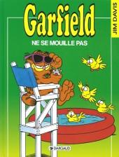 Garfield -20a1998- Garfield ne se mouille pas