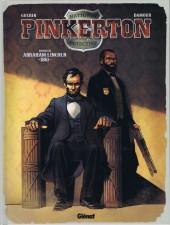 Pinkerton -2- Dossier Abraham Lincoln - 1861