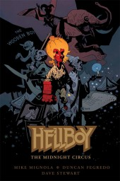 Hellboy: The Midnight Circus (2013)