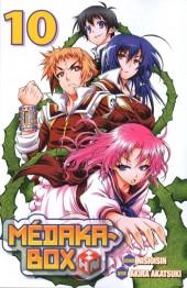 Medaka-Box -10- Volume 10