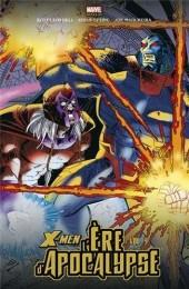 Marvel Gold -12- X-men : l'ère d'apocalypse - 4