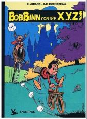 Bobbinn -1- Bobbinn contre X.Y.Z !