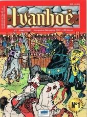 Ivanhoé (3e série) (2013) -1- Le chevalier deshérité