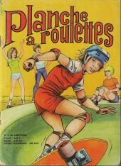 Planche à roulettes -2- Numéro 2