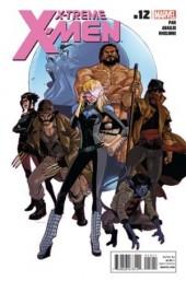 X-Treme X-Men (2012) -12- X-Termination prologue