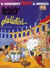 Astérix (Hachette) -4b06- Astérix gladiateur