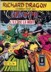 Richard Dragon - Combattant du Kung-Fu (Arédit) -5- L'Île de la mort