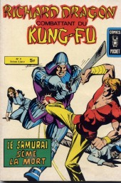 Richard Dragon - Combattant du Kung-Fu (Arédit) -9- Le samouraï sème la mort