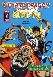 Richard Dragon - Combattant du Kung-Fu (Arédit) -10- Les exploits de Karaté Kid