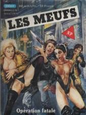 Les meufs (Novel Press) -18- Opération fatale