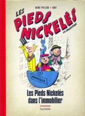 Les pieds Nickelés - La collection (Hachette) -8- Les Pieds Nickelés dans l'immobilier