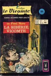 Le vicomte (Comics Pocket) -7- La Sibérie, Vicomte