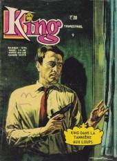 King (Arédit - 1re série) -9- King dans la tannière aux loups