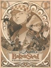 Les quatre de Baker Street -HS2- Le Jeu de rôle