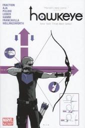 Hawkeye (2012) -INT1HC- Volume 1