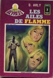 Névrose (1re série - Arédit - Comics Pocket) -5- Les Ailes de flamme