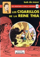 Oncle Zigomar (Les aventures d') -3- Les cigarillos de la reine Thia