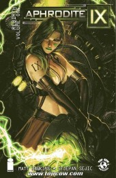 Aphrodite IX (2013) -INT01- Rebirth vol.1