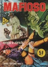 Mafioso -4- Morts à Zurich