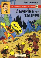 Oncle Zigomar (Les aventures d') -6- L'empire des taupes