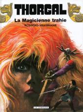 Thorgal -1e10- La Magicienne trahie