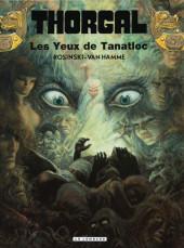 Thorgal -11c09- Les Yeux de Tanatloc