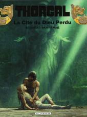 Thorgal -12d09- La Cité du Dieu perdu