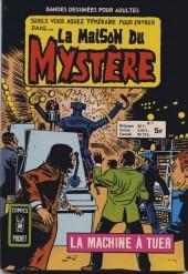 La maison du Mystère (Arédit) -7- La machine à tuer