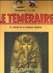 Le teméraire (périodique) -1- Numéros 1 à 10