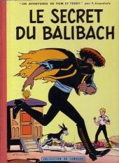 Pom et Teddy -3- Le secret du Balibach