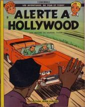 Pom et Teddy -4- Alerte à Hollywood