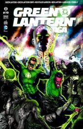 Green Lantern Saga -19- La colère du premier Lantern - 2nde partie