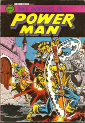 Power Man -Rec01- Deux aventures de Power Man (n°1 et n°02)