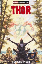 Marvel Best-sellers -5- Thor : roi des orages