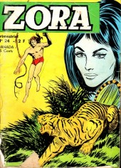 Zora -24- Kali, le fils de la jungle