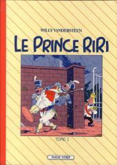 Le prince Riri -1- Tome 1