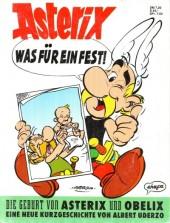 Astérix (en allemand) -HS02- Was für ein fest !
