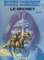 Buddy Longway -5a79- Le secret