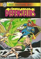 Les défenseurs (1re série - Arédit - Artima Color Marvel Super Star) -Rec02- Album N°2 (n°4 et n°5)