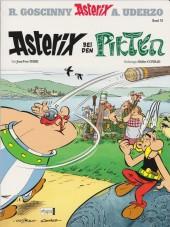 Astérix (en allemand) -35- Asterix bei den Pikten