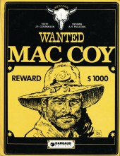 Mac Coy -5- Wanted Mac Coy