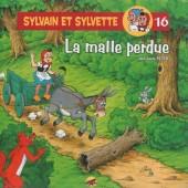 Sylvain et Sylvette (Éditions P'tit Louis) -16- La malle perdue